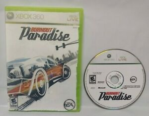 Burnout-Paradise-Racing-Crash-Smash-Game-Microsoft-Xbox-360-Rare-Tested-Works