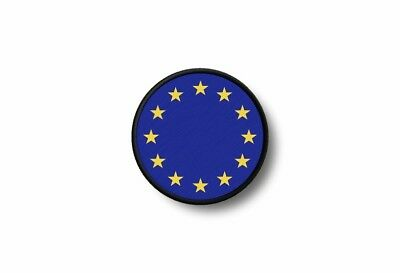 Patch /écusson brod/é drapeau europe union europ/éenne ue cee thermocollant insigne