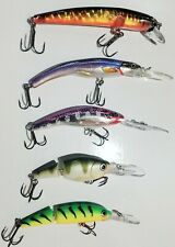 """Details about  / Bay Rat Lures Battle Rattln Crank Bait Firetiger  2 1//2/"""" New In Package B14"""