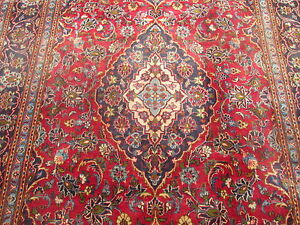 Details About Antique Persian Oriental Room Size Rug Carpet 6 2 X 9 Great Old
