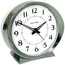 Westclox 10611QA Battery-Powered Big Ben Bell Alarm Clock