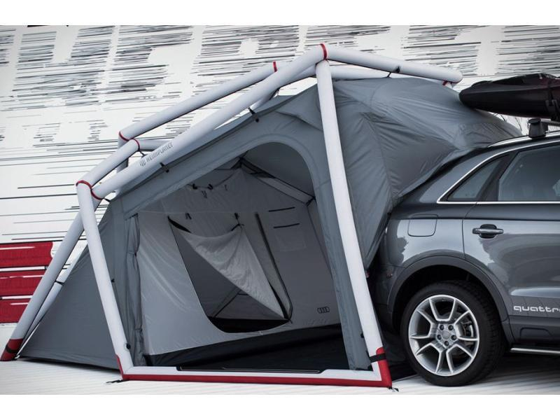 Genuine Audi Inflatable Camping Tent Q2 Q3 Q5 Q7