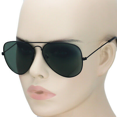 Aviator Sunglasses for Men and Women Cop Pilot Metal Rim New 6 Colors