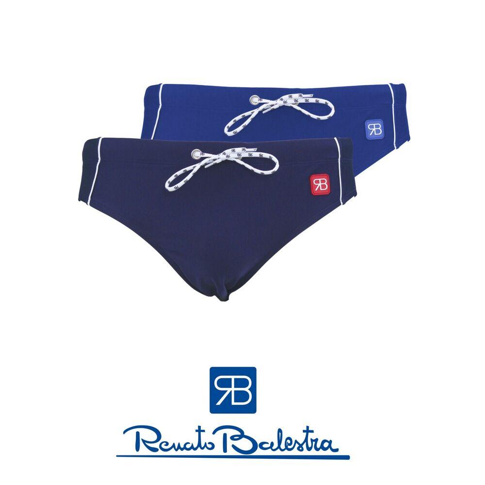Costume Slip Uomo Renato Balestra Cos363 Mare / Piscina