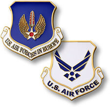 U.S. Air Force / Air Forces in Europe - USAFE Challenge Coin