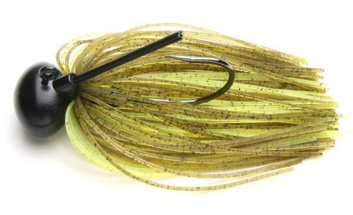 Keitech Tungsten Model II V2 Football Jig 1//2 oz Japanese Bass Fishing Jig