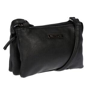 Hochwertige-kleine-Damen-Umhaengetasche-Schultertasche-Tasche-Leder-Optik-Neu-PU