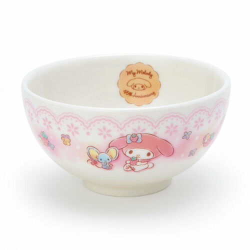 Sanrio My Melody 45th Bowl From Japan Strawberry cake