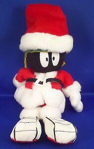 Looney Tunes Marvin the Martian in Santa Suit Warner Bros. Studio Store Retired