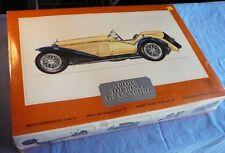 POCHER 1/8 Model Car Kit ALFA ROMEO SPIDER Touring Gran Sport 1932 K-73 - NOS