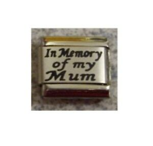 9mm-Italian-Charm-L48-Family-In-Memory-of-my-Mum-Fits-Classic-Size-Bracelet