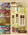 M00398 MOREZMORE Angelina Fantasy Film CRYSTALS 4 Color Sample Pack OOAK T20A