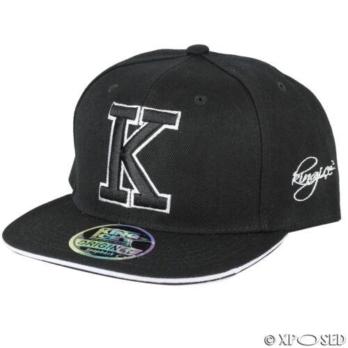 New Mens Unisex A to Z Letters Logo Baseball Cap Adjustable Snapback Hip Hop Hat