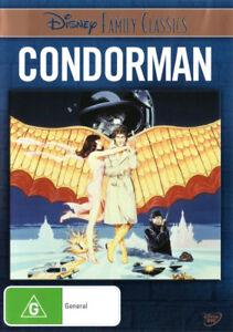 Condorman-Disney-Family-Classics-DVD-NEW-Region-4