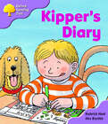 Oxford Reading Tree: Stage 1+: First Sentences: Kipper's Diary by Roderick Hunt (Paperback, 2008)