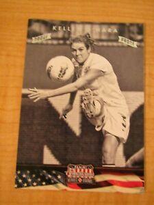 Panini-Americana-Heroes-And-Legends-2012-Kelly-0-039-Hara-Card-63-Proof-SN-38-50
