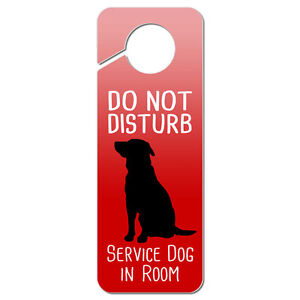 Service Dog Do Not Pet