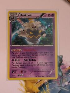 Dusknoir-Holo-NM-M-XY-Flashfire-40-106-Rare-Pokemon