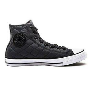 CONVERSE MENS ALL STAR QUILTED HI TOP
