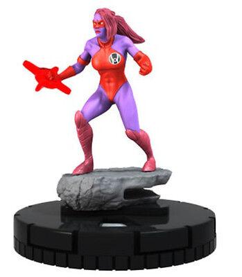 #020A War of Light DC HeroClix LAIRA RED LANTERN CORPS