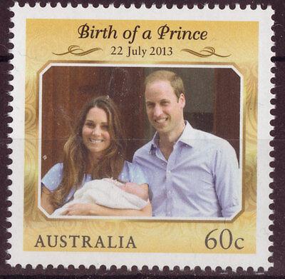 Kate Und Prinz George William GüNstiger Verkauf Australien 2013 Birth Of A Prince Um Mnh