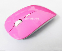 Wireless Optical Mouse 2.4ghz Quality Mice Usb 2.0 Receiver For Pc Laptop Pink