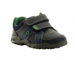 e4336cdda114 Image is loading Toddler-Boys-Clarks-Flashing-Leather-Trainers-Flash-Pop-