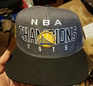 2807ec2684955 Image is loading 100-Authentic-2015-NBA-Champions-GOLDEN-STATE-WARRIORS-