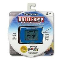 Handheld Electronic Touch Screen Battleship Pogo Pocket