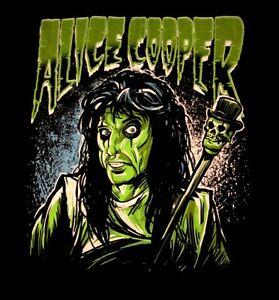 ALICE-COOPER-cd-lgo-Cartoon-INKED-Official-SHIRT-LAST-MED-New-oop