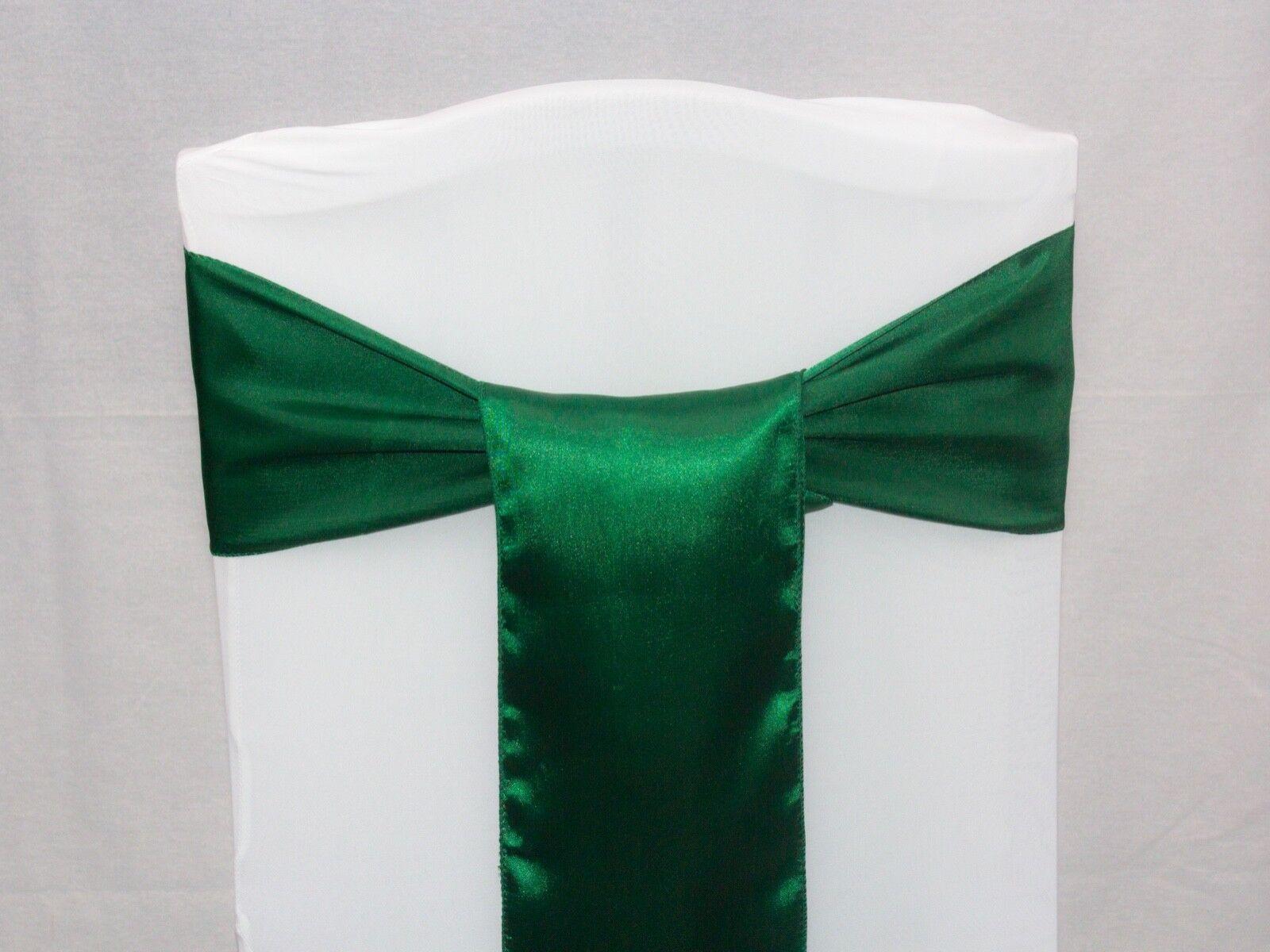 FEN confezione di di di Fiocco in Raso Sedia matrimonio festa evento decorazione 40 Coloreei UK Venditore 6c33b9