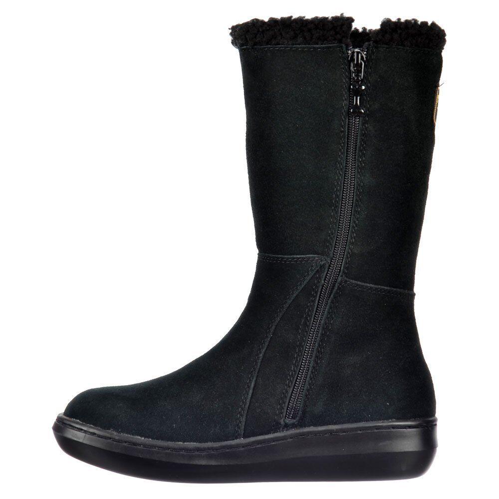 Rocket Dog pendiente clásico para para para Mujer genuina piel de becerro botas de invierno talla de gamuza de vaca 07015b