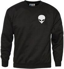 Alien Pocket Nasa Science Geek Area 51 Youth /& Womens Sweatshirt