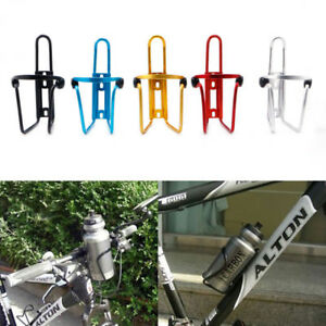 Bicycle-Aluminum-Bike-Cycling-MTB-Water-Bottle-Cage-Drink-Rack-Holder-Bracket