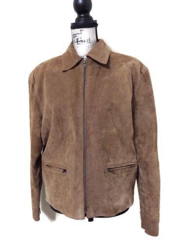 Vintage Silverleaf  Womens 100% Leather Jacket Med