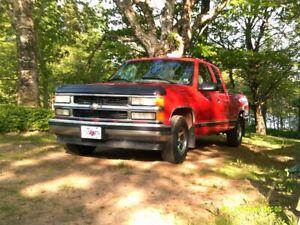 Chev truck