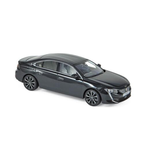 Norev 475823 Peugeot 508 schwarz Maßstab 1:43 Modellauto NEU°