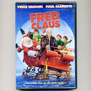 image is loading fred claus 2007 pg family christmas santa movie - Vince Vaughn Christmas Movie