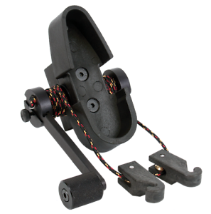 Parker BOWS rojo Hot Ballesta Sidewinder Manivela de armado dispositivo Cuerda Cocker  38-202