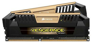 Corsair Vengeance Pro 16GB 2X8GB Dual Channel DDR3 2400MHz PC3-19200 DIMM