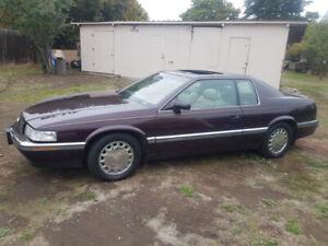 1993 Cadillac Eldorado loaded