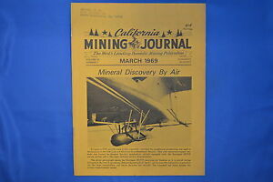 VINTAGE-CALIFORNIA-MINING-JOURNAL-MARCH-1969-VOLUME-38-NUMBER-7