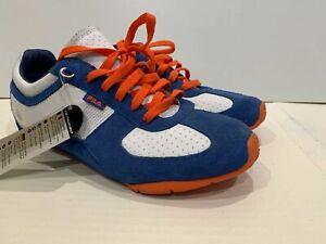 Men's Fila® Sorrento Blue/Orange