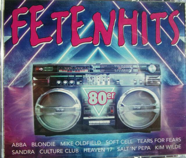 FETENHITS-80er - 3 CD