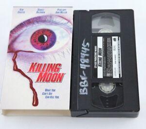 Killing-Moon-VHS-Daniel-Baldwin-Penelope-Ann-Miller-2001-Kim-Coates-Thriller
