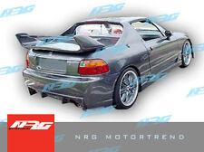 Del Sol 93-97 Honda BD style Poly Fiber rear bumper body kit rear