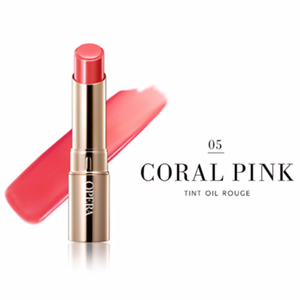 IMJU-OPERA-Lip-Tint-Oil-Rouge-Rossetto-Beauty-WINNER-05-CORALLO-ROSA-Giappone-Nuovo