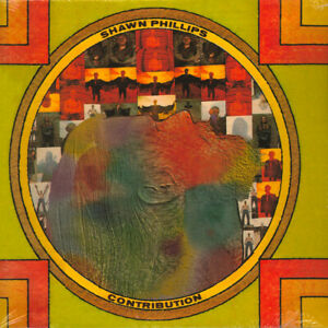 Shawn-Phillips-Contribution-Vinyl-LP-1970-EU-Reissue