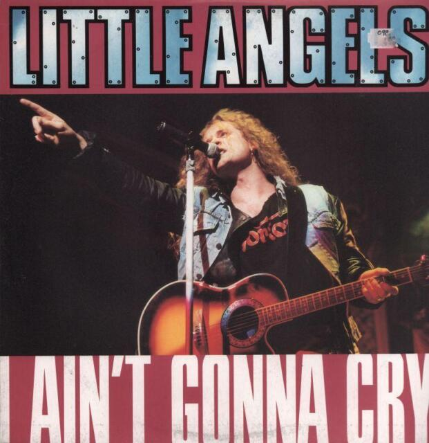 """Little Angels(12"""" Vinyl P/S)I Ain't Gonna Cry-Polydor-867 311-1-UK-1991-VG/VG"""