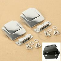 Tour Pack Pak Latches For Harley Touring Street Road Glide Flhx Fltr 1980-2013